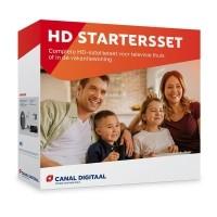 Canal Digitaal startersset (thuis)