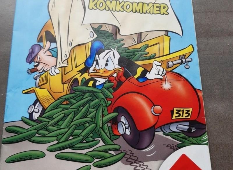 Donald Duck Kies voor komkommer C1000 editie