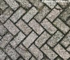19267 ROOIKORTING 2.000m2 grijs betonklinkers straatstenen…
