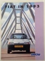 Folder - Fiat in 1993