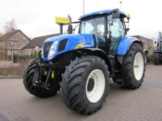 New Holland 6x New Holland T7000, T7040, T7050, T7060