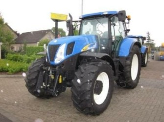 New Holland T7040 Sidewinder III, frontlinkage, LOW HOURS!!