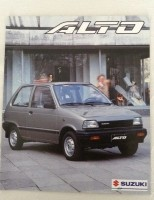Folder - Suzuki Alto - 1990