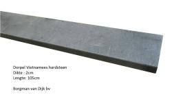 dorpels Vietnamees hardsteen 105 cm diverse breedtes !!