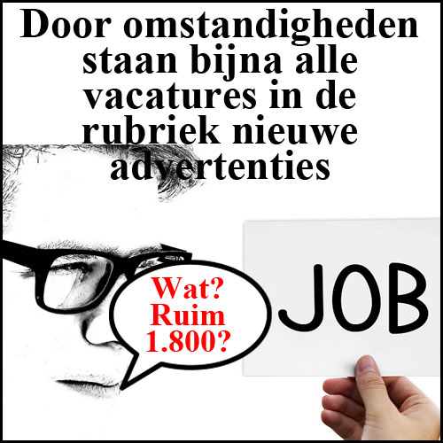 Zoekt u werk?