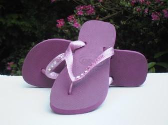 NIEUW! Havaianas slippers Top Crystal mt 37/38