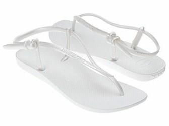 NIEUW! Havaianas slippers Fit mt 39/40 in wit