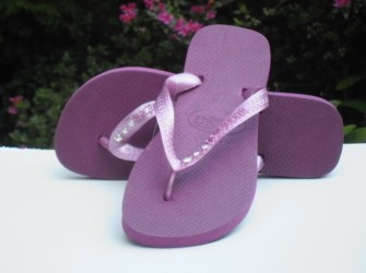 NIEUW! Havaianas slippers Top Crystal mt 39/40