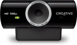 Creative Labs Live! Cam Sync HD - Webcam (19IN / 30)
