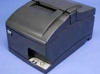 STAR SP700 Matrix Kassa Bon Printer Serieel - Zwar