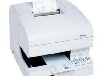 EPSON TM-J7100 POS Color Inkjet Printer
