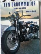 Boek - Een droommotor - Harley Davidson