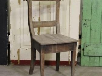 oud boeren stoeltje