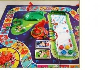 Mickey kids spellenparade en speel en leerplezier