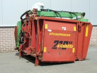 Strautman SILOBITZ-210 VOERBAK