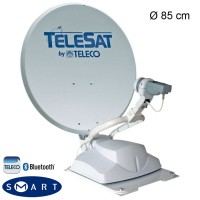 Teleco Telesat BT 85 SMART DiSEqC Bluetooth TWIN