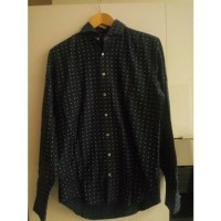 Blue industry blouse