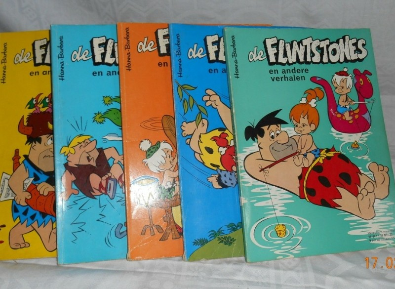 Stripboeken The Flintstones