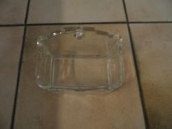 E 3 ->Zware glazen ZOUTPOT (minstens 75 jaar oud)