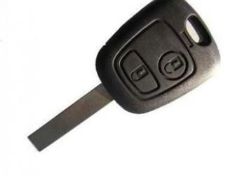 sleutel behuizingen 307, 206, 107, 407, 207 partne