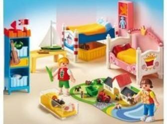Playmobil : Grote kinderkamer: Topaanbieding!!
