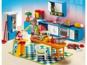 Playmobil Keuken: