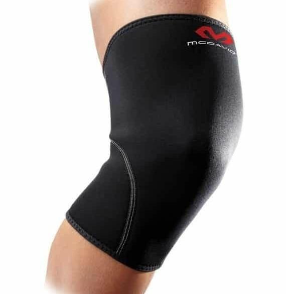 McDavid 401 Knee Sleeve ZwartSleevemaat : S