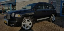 Jeep Compass 2.4 Automaat/Limited/4 X 4/Leer/Topstaat