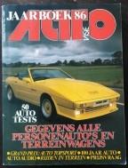 Autovisie jaarboek 1986