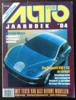 Autovisie - jaarboek 1994
