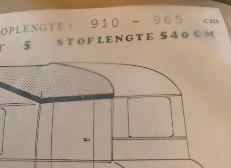 luifel voor caravan