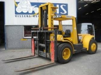 Hyster 12 ton, Diesel