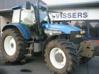 New Holland TM 150 SuperSteerT