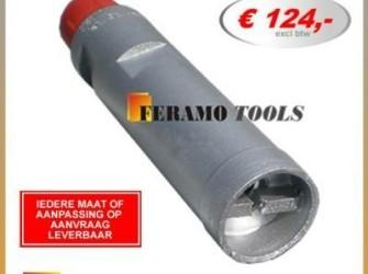 diamantboor verzinkboor betonboor granietboor 30mm