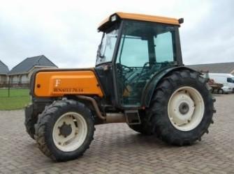 Renault 70.14F Schmalspur / weibau traktor