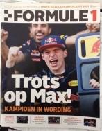 Tijdschrift - Formule 1