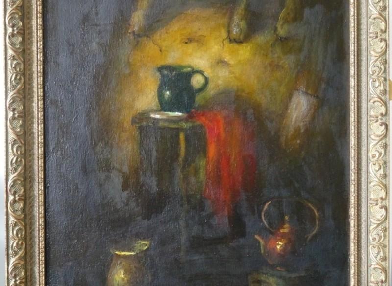 Joop Joosten schilderij