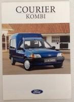 Folder - Ford Courier Kombi