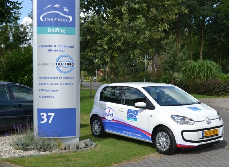CarXpert Dolfing ook voor elektrische auto's