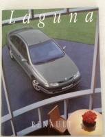 Oude brochure - Renault - Laguna