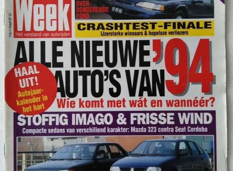 Auto Week nr. 7 -1994