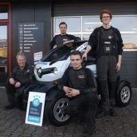 Autobedrijf Kars ten Have aangesloten bij Edge Mobility