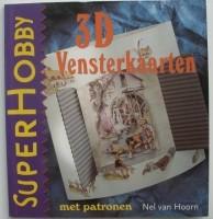 Boekje - 3D vensterkaarten