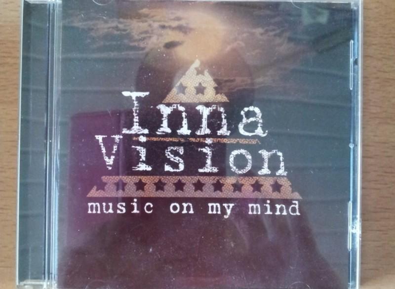 Cd van Inna Vision, Music on my mind.
