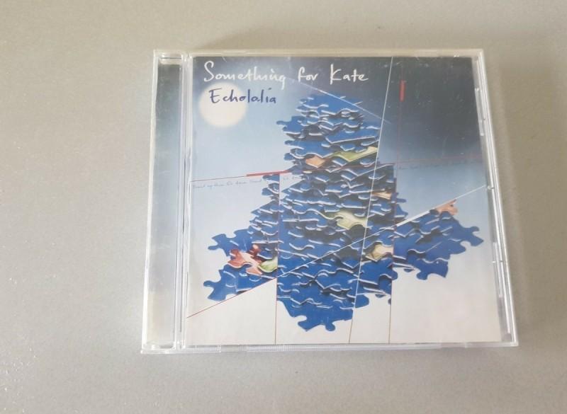 CD van Something for Kate: Echolalia