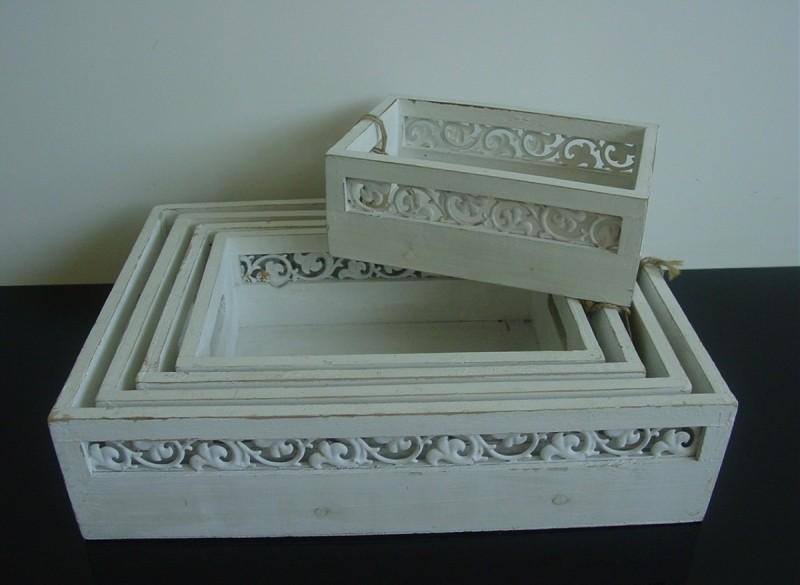 Mooie houten kistjes