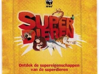 Superdieren 37 gesloten zakjes van AH