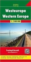 Wegenkaart - Landkaart Europa West Europa - Freytag & Bernd…