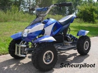 Stoere Electrisch Quad, 36V 500W motor *~*NIEUW*~*