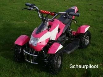 Stoere Quad Electrisch, 36V 500W motor *~*NIEUW*~*